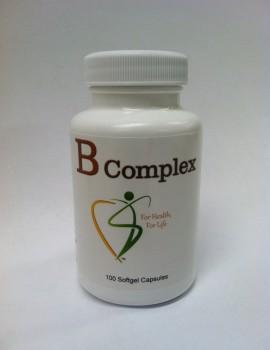 Vit B Complex 100